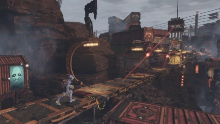 【3DM游戏网】《奇异世界》新作预告片