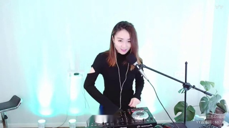 靓女江苏Dj喵喵2021精选中文现场打碟串烧(28)
