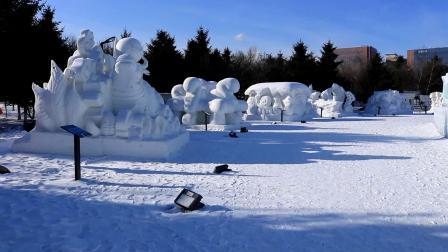 2021.02.02长春雕塑公园