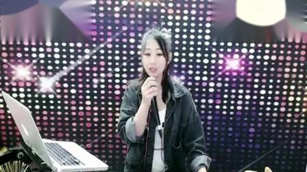 靓女DJ文文2021精心制作中文现场美女打碟(4)
