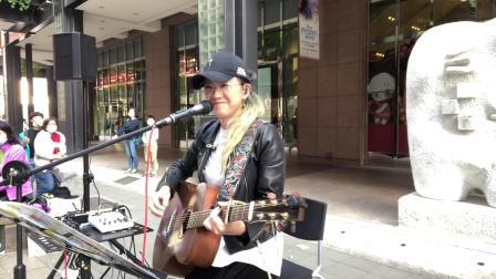 街頭演出|街頭藝人張芸京《從天上來的聲音》