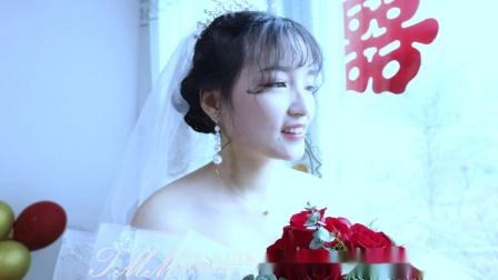 甜蜜蜜婚礼 2021年正月初5 何东成&黄  伟 喜结良缘 花絮