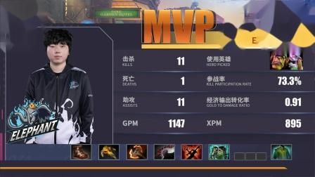 DOTA2-DPC中国联赛 正赛 Ehome vs Elephant 选手采访
