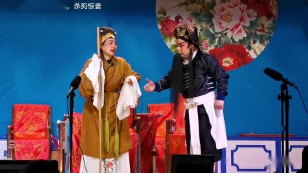 《杀狗惊妻》李正良,宋娜,谭红英,郫县振兴川剧团2021.02.28演出