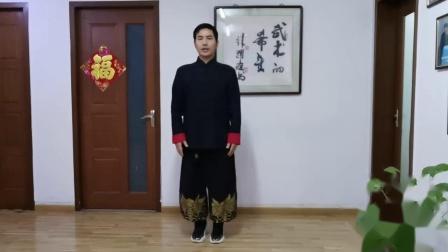 健身气功八段锦(完整版演练)