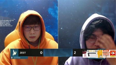 StarCraft II 2月28日IEM2021世界总决赛半决赛 Zest(P) vs Parting(P) 2021