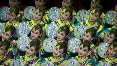 音乐好听!舞蹈优美!太好看了!山西省职业艺术学校经典剧目《一把酸枣》团扇舞片段