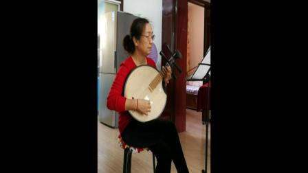月琴演奏 京剧《状元媒》