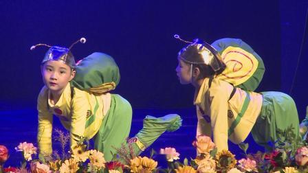 2021花儿朵朵少儿才艺盛典@婧曼园舞蹈培训@《蜗牛的梦想》