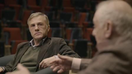 Christoph Waltz Difference between Stardom Acting Parallels Paradoxes Part 2