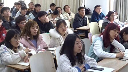 青岛大学《博学》2021年3月1日春季学期开学第一课