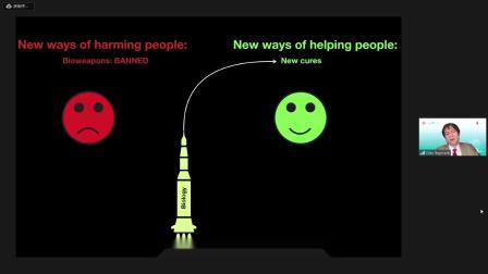 "MIT马克斯·泰格马克:为什么需要在人工智能的合作中划出一条""红线""?"