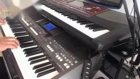 电子琴演奏 《那拉提的养蜂女》[2021_03_02 ].wmv