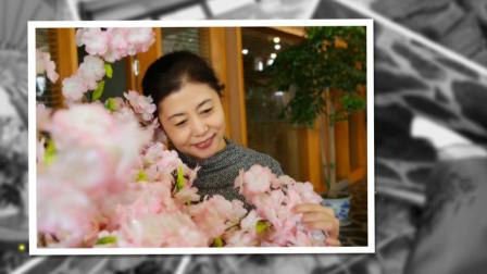 银铺李华老师朝鲜舞 2021年3.8节活动纪念