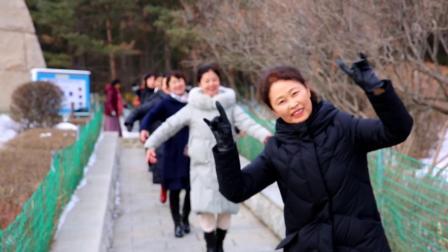 2021年银辅李华朝鲜舞蹈学习班学员表演