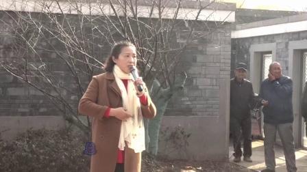 越剧【红楼梦 好紫娟】选段 沈亚芬饰林黛玉 宁波西塘公园
