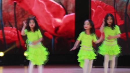 2020银河之星全国少儿舞蹈展演 单位:锦界未来之星艺术培训部  节目:《美丽心情》
