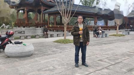 2021年3月3日,西塘公园《越剧》大雪纷飞,小罗演唱,甬闻录制。