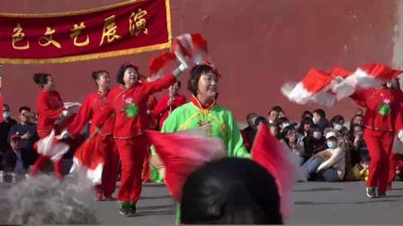 中国年·在忻州定襄特色文艺展演神山乡卫村文艺代表队