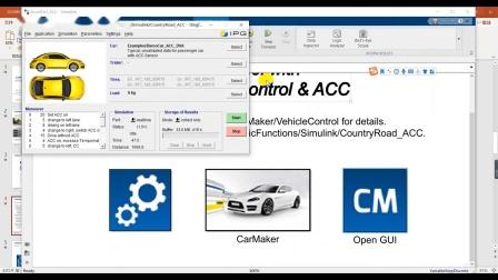 COC-37-CarMaker for MIL:Scenario & Sensor