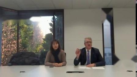 邓迪大学商学院中国学生访谈