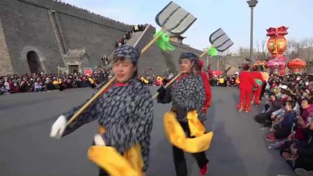 中国年·在忻州定襄特色文艺展演神山乡小王村文艺代表队