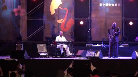 詹姆士‧卡特James Carter @ 2016爵士音乐节 (P. Mauriat System 76(II) AUL)