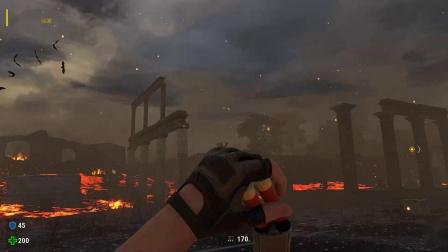 沙漠游戏《英雄萨姆4》第4实况娱乐解说