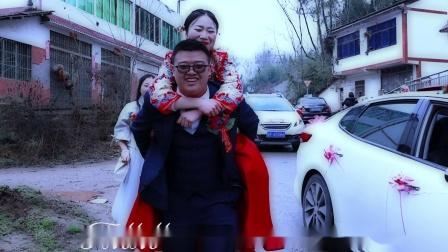 甜蜜蜜婚礼 2021年正月初5 莫建华&刘晓燕 喜结良缘婚礼花絮