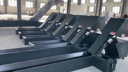 沧州盛昊生产的排屑机