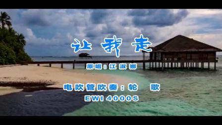 《让我走》电吹管吹奏【EWI  4000S】