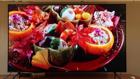 Redmi红米 Max 86 电视演示SONY 4K影片