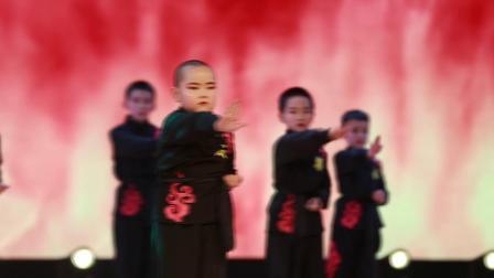 2020银河之星全国少儿舞蹈展演 单位:锦界未来之星艺术培训部 节目:《武魂》
