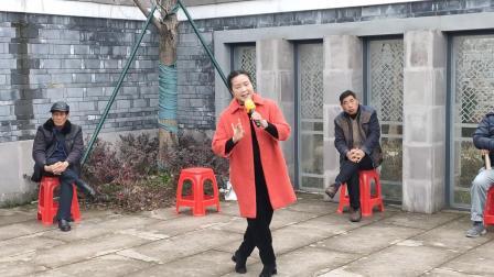 2O21年3月5日,西塘公园《越剧》好紫娟,沈亚芬演唱,甬闻录制。