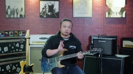 铁人音乐频道乐器测评 - Blackstar ID Core V3 吉他数字音箱
