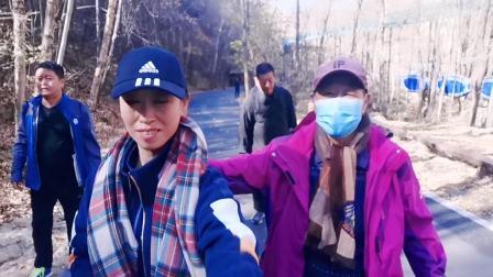 金秋十月 带着爸妈快乐游之大冰沟之旅20201017海城俊宏拍摄制作
