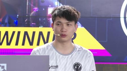 DOTA2-DPC中国联赛正赛 iG vs LBZS 赛后选手采访