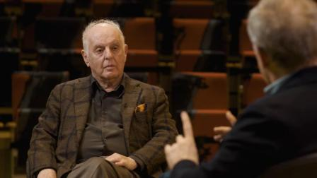 Daniel Barenboim & Christoph Waltz on language, music and purpose