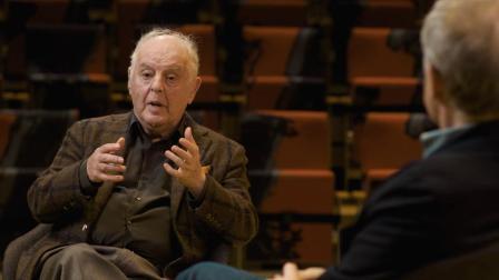 Daniel Barenboim & Christoph Waltz on Beethoven and the Inner Ear