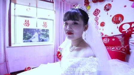 甜蜜蜜婚礼2021年正月16 彭秋鸿&王  玲喜结良缘花絮