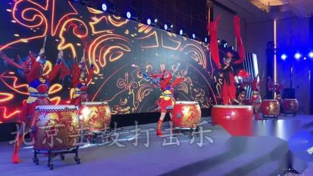 北京京剧战鼓表演北京传统节目高端舞蹈表演中国鼓教学