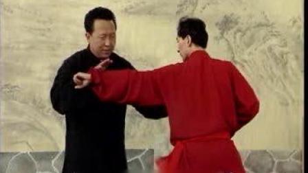 李俊义八极拳单打