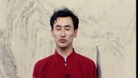 李俊义八极拳小架五路、提柳散阴刀、六肘头