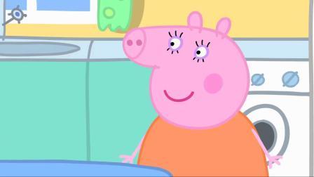 小猪佩奇:小熊泰迪的日子真精彩,去过这么多地方,真让人羡慕!