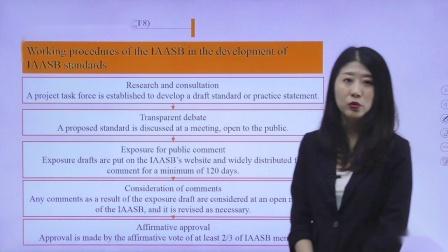金立品ACCA AA(F8)第一部分真题讲解 Revision-Part(A)-Echo Wang老师ACCA网课