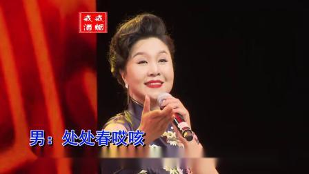 戏歌《我们都是快乐人》伴奏  孟祥礼  杨红霞