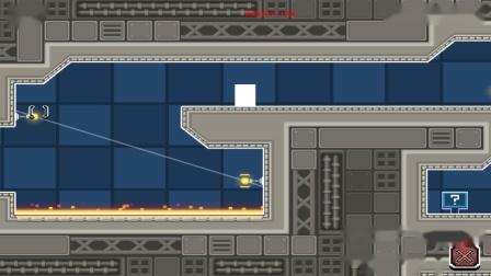 【ゞea高手】闯关小游戏光体大冒险 这个位置跳跃力有点不够