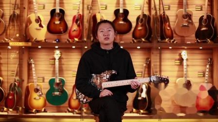Fender Andy Summer X 莱卡相机 联动款电吉他测评【世音琴行】