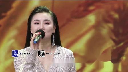著名歌手游美灵参加2021年四川电视台农民春节联欢晚会演唱《风吹麦浪》