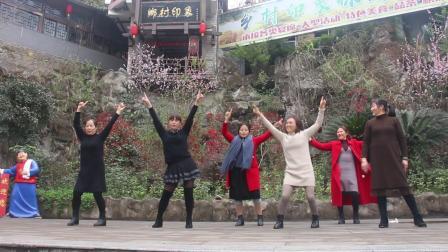 2021年 三八女神节 舞蹈-情花几时开